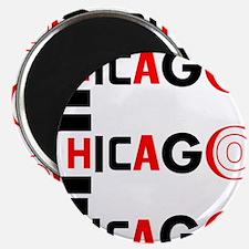"Chicago Pride 2.25"" Magnet (100 pack)"