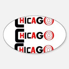 Chicago Pride Decal
