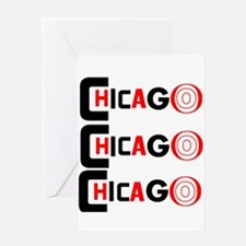 Chicago Pride Greeting Card