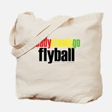 Ready Steady Go Flyball Tote Bag