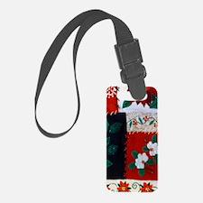 Ugly Christmas Sweater Luggage Tag
