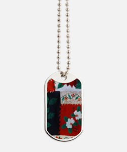 Ugly Christmas Sweater Dog Tags