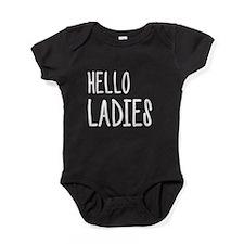 Baby Hello Ladies Baby Bodysuit