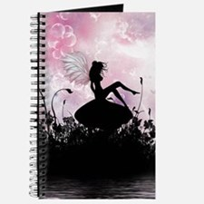 Fairy Silhouette Journal