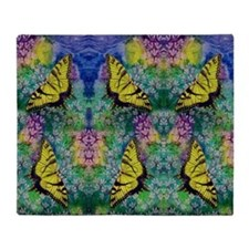 Swallowtails 60X50 Inch Throw Blanket