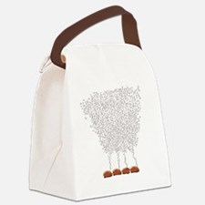 Schlafenwurst Canvas Lunch Bag