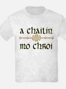 My Darling Girl (Gaelic) T-Shirt
