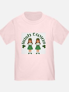 Irish Twins (Redheads) T