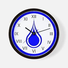 Waterbearer Wall Clock