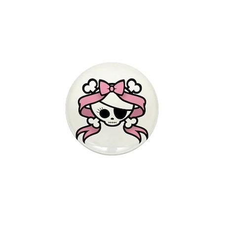 Molly Victoria Mini Button (10 pack)
