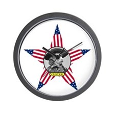 George Armstrong Custer Wall Clock