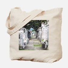 New Orleans Cemetary Tote Bag