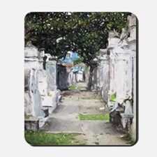 New Orleans Cemetary Mousepad