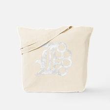 Detroit D Brass Knuckles Tote Bag