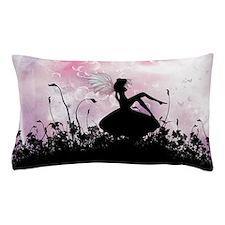 Fairy Silhouette Pillow Case