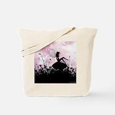 Fairy Silhouette Tote Bag