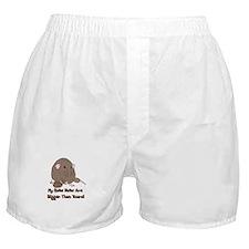 UK Mink Rat Nuts Boxer Shorts