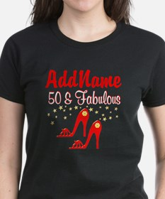 RED HOT 50TH Tee