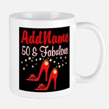 RED HOT 50TH Mug