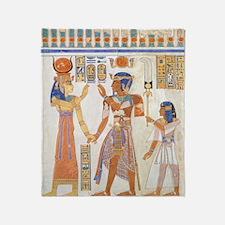 Egypt 1 Throw Blanket