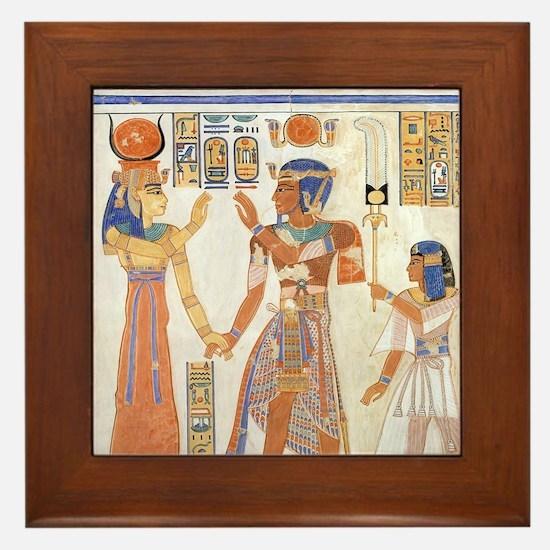 Egypt 1 Framed Tile