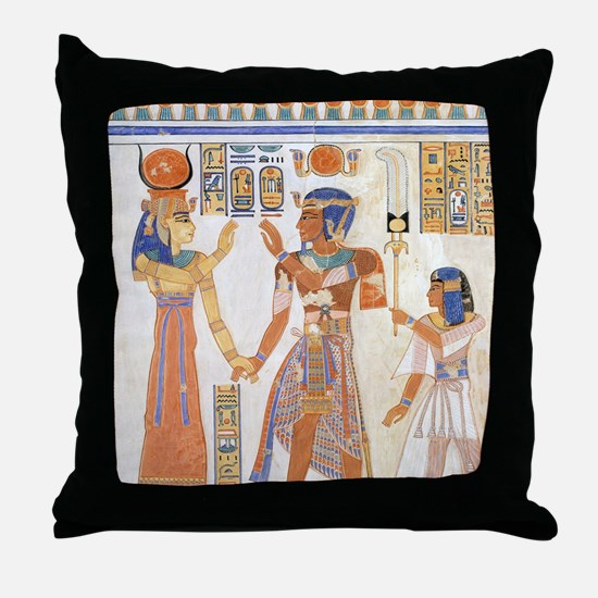 Egypt 1 Throw Pillow