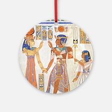 Egypt 1 Round Ornament