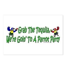 Grab The Tequila Postcards (Package of 8)