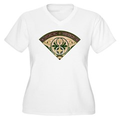 Victorian French Fan T-Shirt