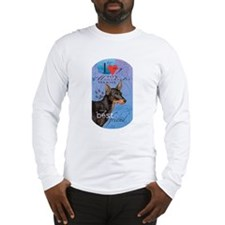 Toy Manchester Terrier Long Sleeve T-Shirt