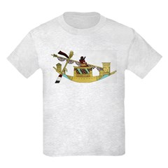 Ancient Egyptian Boat T-Shirt