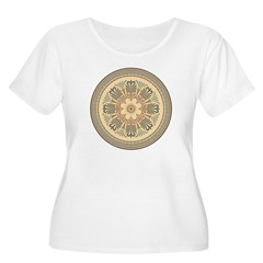 Colonial American Stencil T-Shirt