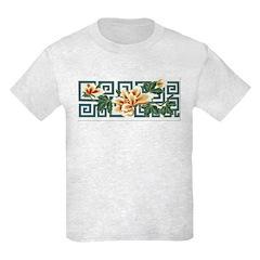 Asian Blossom Kids Light T-Shirt