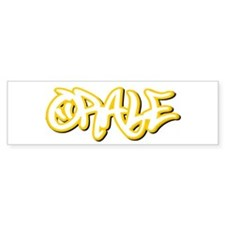 Orale Male Bumper Bumper Sticker