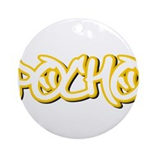 Pocho Male Ornament (Round)