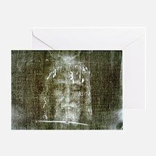 shroud Greeting Card