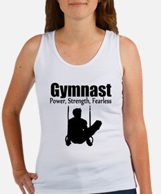 POWER GYMNAST Women's Tank Top