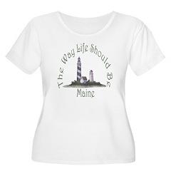Maine State M T-Shirt