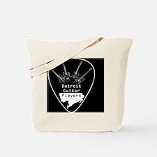 DetroitGuitarPlayers Tote Bag