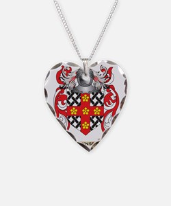 Townsend Family Crest (Coat o Necklace