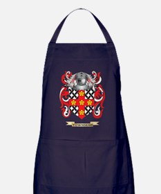 Townsend Family Crest (Coat of Arms) Apron (dark)