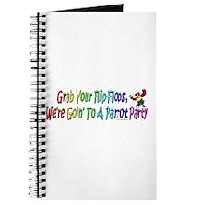 Grab Your Flip-Flops Journal