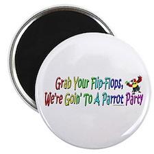 Grab Your Flip-Flops Magnet
