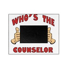 Thumbs Up Worlds Best Counselor Picture Frame