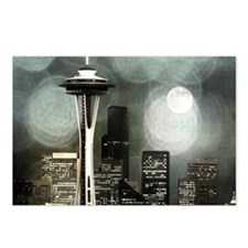 Seattle Space Needle Postcards (Package of 8)