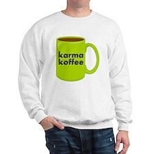 Karma Koffee Sweatshirt