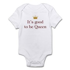 It's good to be Queen Infant Creeper