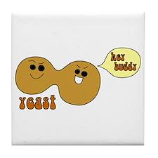 Yeast Buddies Tile Coaster