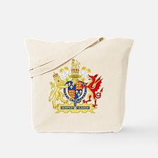 Elizabeth I Coat of Arms Tote Bag