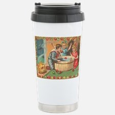 Halloween Vintage Retro Travel Mug